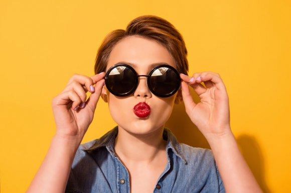 Vente de lunettes de créateurs