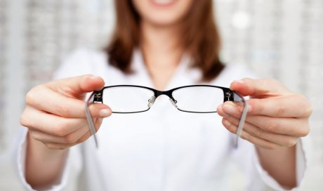 Création de lunettes sur mesure